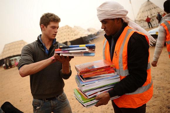 4L Trophy 2014 : en piste pour les actions humanitaires