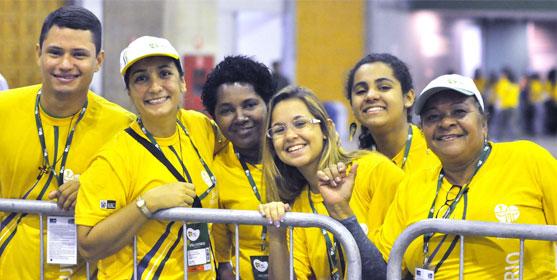 VIDEO. Les JMJ de Rio vues par les jeunes du monde