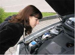 Permis les v rifications du v hicule savoir faire for Permis de conduire verification interieur et exterieur