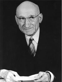 """Robert Schuman, homme de réconciliation, """"père de l'Europe"""""""