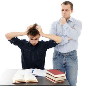Conseils aux parents des lycéens qui passent le bac