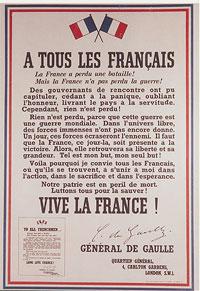 L'Appel du 18 juin : l'acte de naissance de la Résistance
