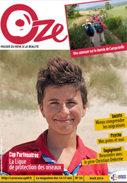 Oze, un journal du mouverment Scouts de France