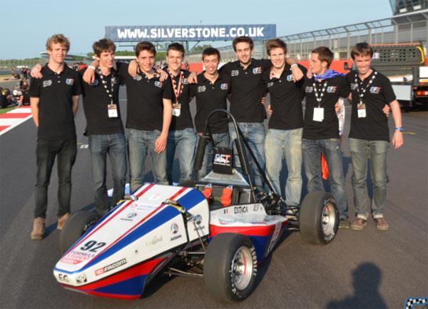 A Silverstone en 2013