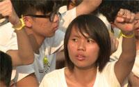A Hong Kong, les étudiants à la tête des manifestations