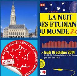 NEM 2014 : la France fête ses étudiants étrangers