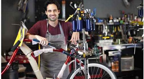 Métiers du vélo : des débouchés et des formations en alternance