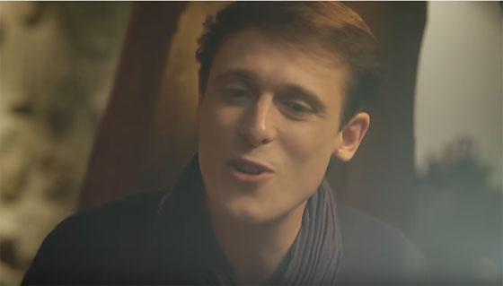 Grégory Turpin : il aime Dieu et il le chante