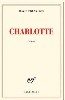 """Le Prix Goncourt des lycéens décerné à """"Charlotte"""" de David Foenkinos"""