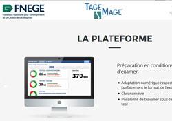 Test TAGE MAGE : lancement d'une préparation en ligne officielle