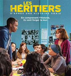 Les Héritiers : un film sur une classe de seconde sauvée par l'Histoire