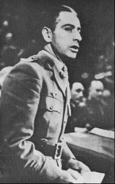 Pierre Brossolette, discours à l'Albert Hall à Londres en 1943.