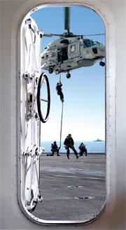 """Volontaire dans la Marine : """"j'ai vécu une aventure militaire et humaine forte"""""""