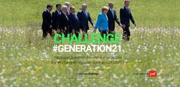 COP21 : des jeunes se mobilisent en faveur du climat
