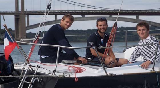 Cap à l'Ouest : trois jeunes diplômés traversent l'Atlantique sans GPS