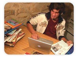 Travaillez votre anglais sur le Net