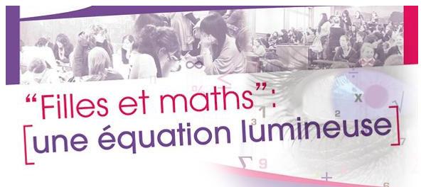 Journées Filles et Maths : et si les lycéennes s'orientaient vers les mathématiques ?
