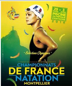 Natation : seulement dix nageurs français sûrs d'aller aux JO de Rio