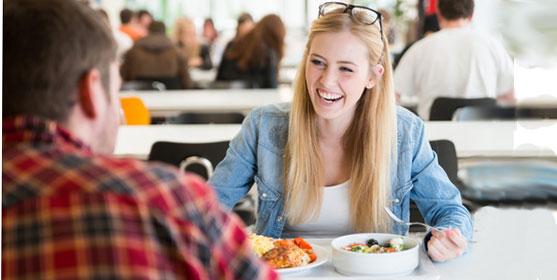 Nutrition : étudiants, stoppez la malbouffe et retrouvez la forme !