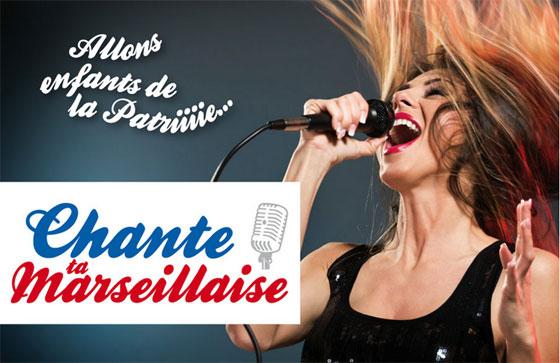 A vos micros jeunes citoyens : un concours pour chanter la Marseillaise