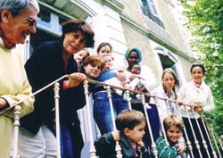 La maison Magnificat en Touraine