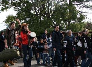 Le festival de la jeunesse © WYD 2008