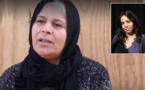 Image du reportage sur les réfugiés kurdes réalisé par Inès Kheireddine.
