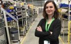 Elle se réoriente vers une école d'ingénieurs en génie industriel après un diplôme d'infirmière