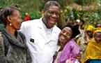 Le Dr Mukwege sur l'affiche du film
