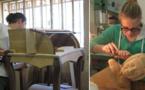 A l'Ecole d'ébénisterie d'Avignon, se former au travail du bois