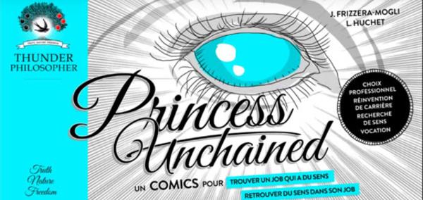 3a4521fddf7 Princess Unchained   une BD pour partir en quête de votre vocation