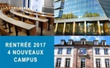 L'école d'ingénieurs EPITA ouvre à Lyon, Rennes, Strasbourg et Toulouse