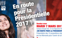 Présidentielle 2017 : des jeunes interpellent les candidats avec leurs propositions