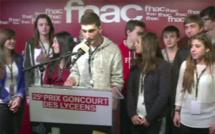 Le Prix Goncourt des lycéens : vos romans préférés