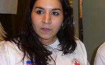 Pascale, secouriste à la Croix Rouge