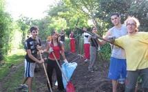 Les chantiers de jeunes, l'aventure utile