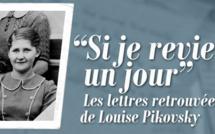 Les lettres de Louise Pikovsky, lycéenne, morte à Auschwitz en 1944