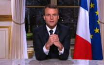 Les voeux d'Emmanuel Macron à la jeunesse