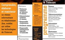 DUT Réseaux & Télécoms de Lannion