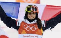 JO d'hiver : Perrine Laffont, 19 ans, médaille d'or en ski de bosses