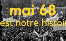 Les événements de Mai 68 expliqués aux étudiants de 2018
