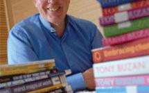 Championnats de France de mind-mapping et de lecture rapide avec Tony Buzan