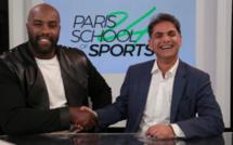 Teddy Riner lance une nouvelle école de management du sport