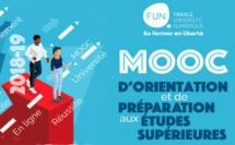 Les dix MOOC d'orientation pour lycéens sont relancés