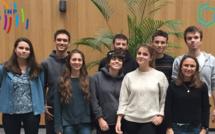 Dix étudiants ingénieurs observateurs à la COP24