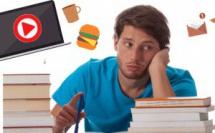 S'organiser pour passer des loisirs aux études sans souffrir