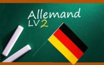 Les corrigés des sujets d'allemand LV2 pour toutes les séries