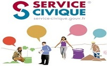''Le service civique, ça permet d'élargir son horizon''
