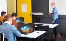 Etudiants : timide reprise des cours en présentiel dans le supérieur