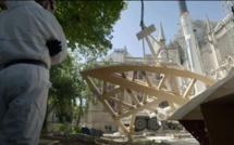 Ils rebâtissent et restaurent Notre-Dame de Paris